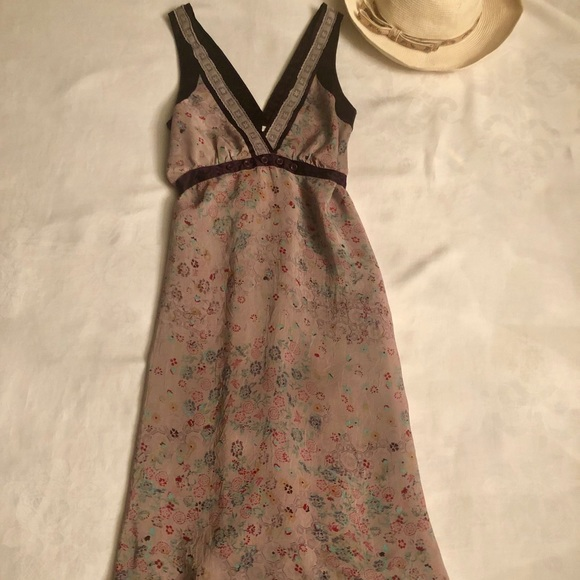 Johnny Was Dresses & Skirts - Johnny Was Silk Dress, size small